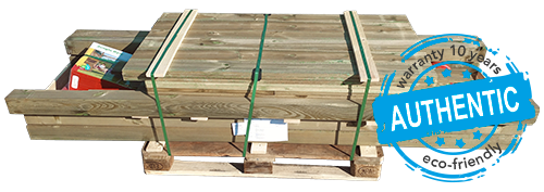 Pallet Authentic Timber